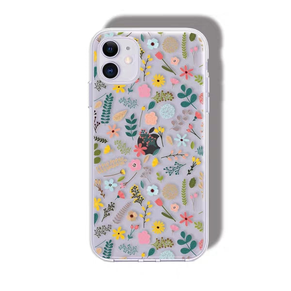 Blessing From The Earth - Floral Case