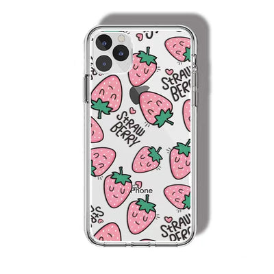 Exotic Fruits Collection - Strawberry Case