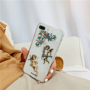 Angel Collection - Soft Cover iPhone Case