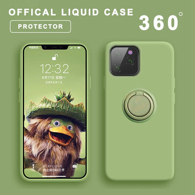 Liquid Case Silicone Car Holder | iPhone 11/Pro/Max/ 10/Pro/Max/X/XS/XR/8/7/6