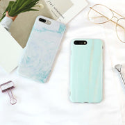Coloful Marble Soft Cases