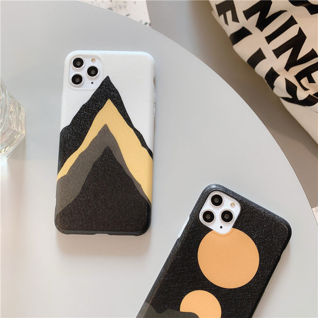 Geometric Abstract Art Soft Case