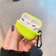 Fluorescent Neon Solid Color Airpods 1/2/Pro Case