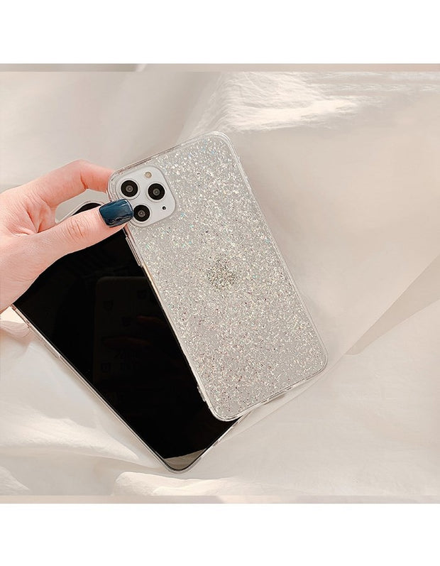 Luxury Crystal Bling Glitter Phone Case | iPhone 11/Pro/Max/ 10/Pro/Max/X/XS/XR/8/7/6