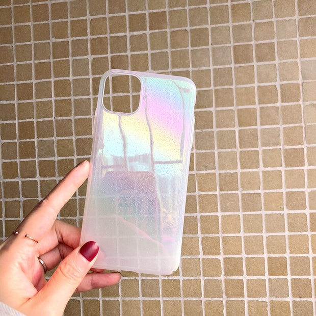 Rainbow Gradient Ultra Thin Hard Pc Phone Case | iPhone 11/Pro/Max/ 10/Pro/Max/X/XS/XR/8/7/6