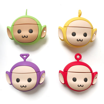 Cute Teletubbies Silicone Airpods Pro Case