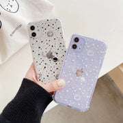 Space Planet Star Moon Pattern Case | iPhone 11/Pro/Max/ 10/Pro/Max/X/XS/XR/8/7/6