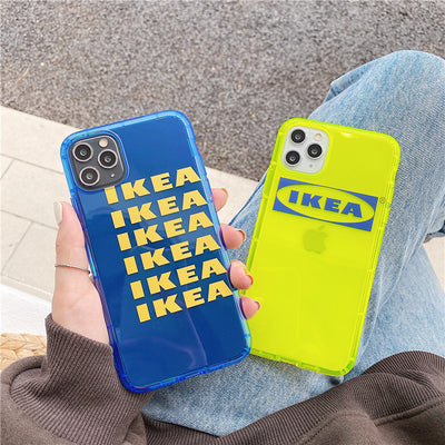 IKEA Fluorescent Phone Case