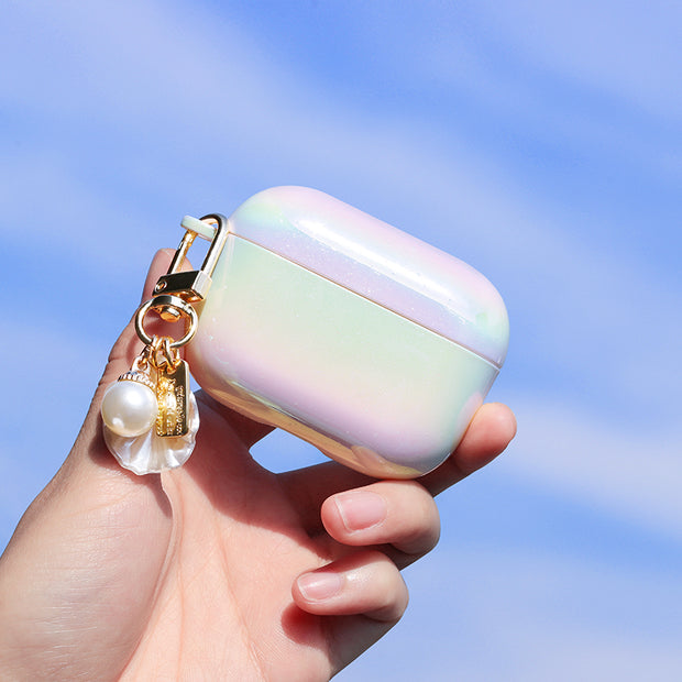 Korea Creative Frosted Silicone Headphone Protective Airpod Case | Pro