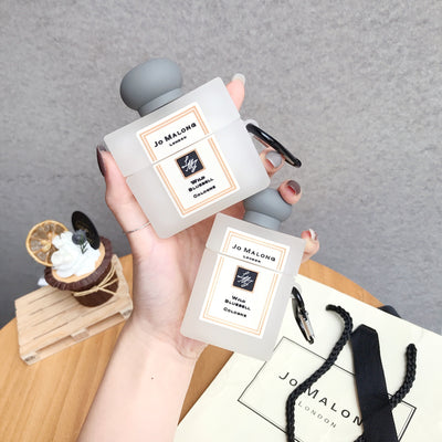 Jo Malone Cologne Bottle Silicone Airpods Case