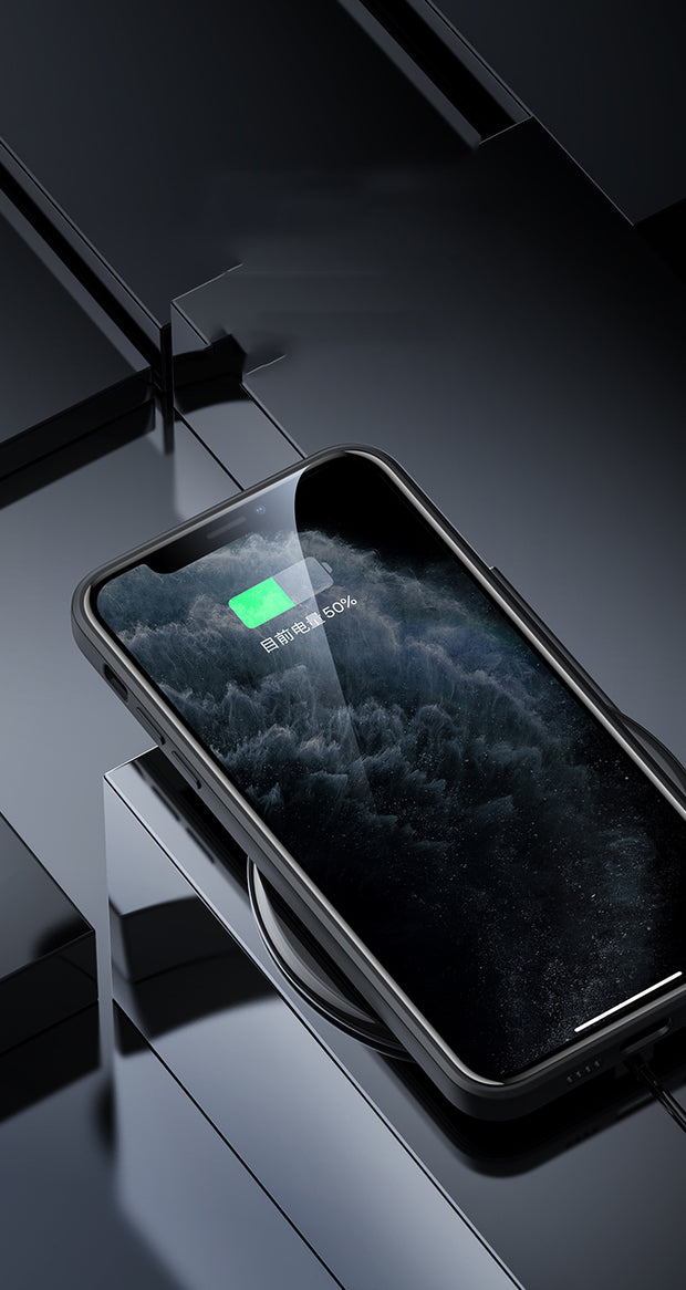 Square Tempered Glass Phone Case