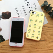 Candy Color w/ Milk Box | Hard Case