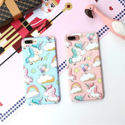Cartoon Unicorn | Hard Case