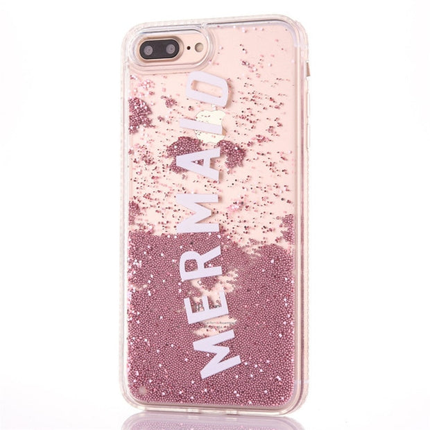 Girl Power Glitter Liquid | iPhone 8/7/6
