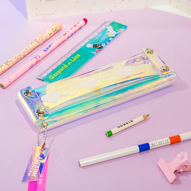 Hologram Pencil Case | Back To School
