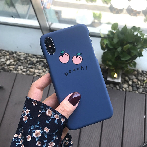 Cartoon Fruit Phone case | 3 Style