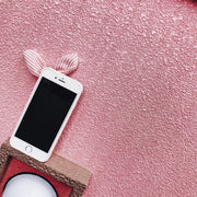 Rabbit Bow Soft Case | iPhone XSM/XS/XR/8/7/6 | Samsung