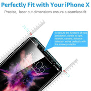 9H 0.25mm Tempered Glass Screen Protector