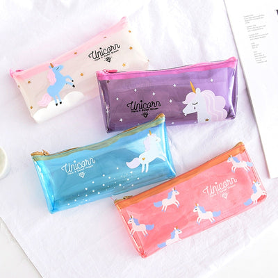 Lovely Unicorn Pencil Case | Back To School