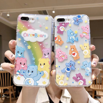 Care Bear Soft Phone Case