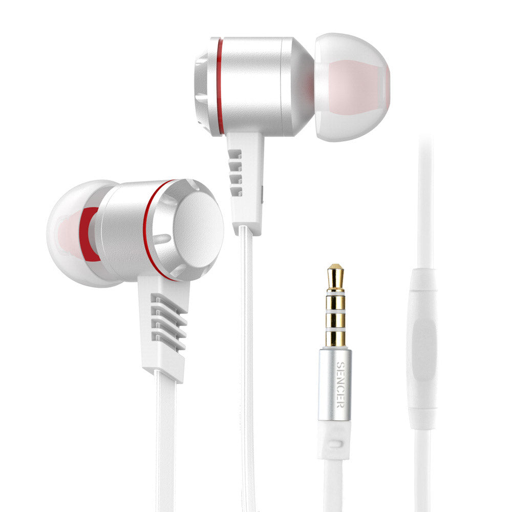 SENCER S330 Metal In-Ear Earphone - Sencer Technology