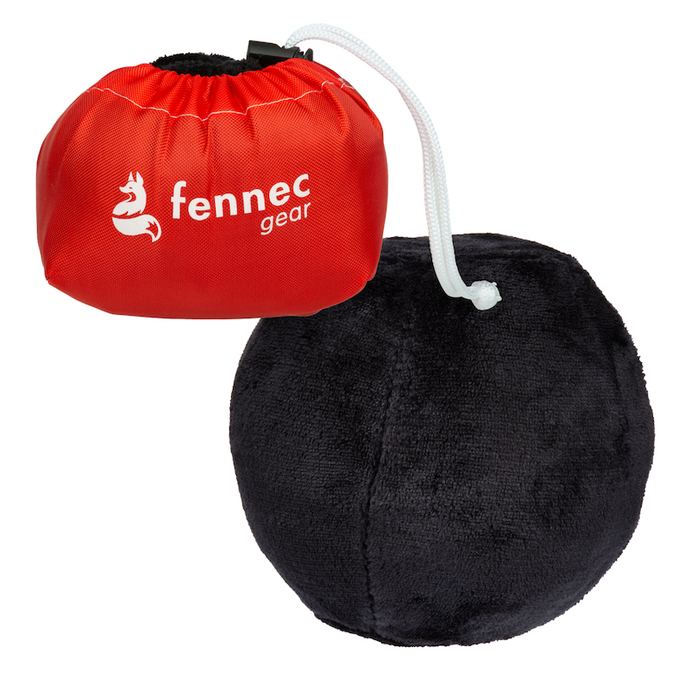 Fennec Travel Pillow - Sequoia Red