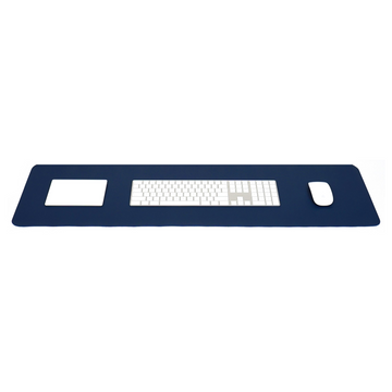 Large Desk Pad - Navy Blue