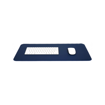 Small Desk Pad - Navy Blue