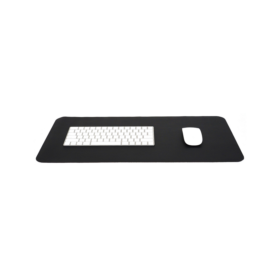 Small Desk Pad - Black