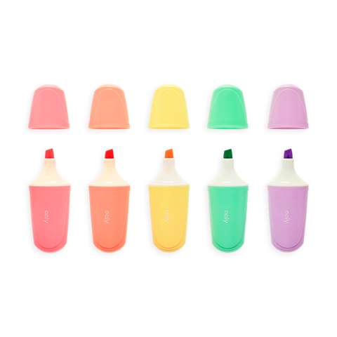 Le BonBon Patisserie Scented Pastel Highlighters