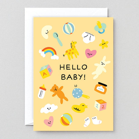 Hello Baby! Card