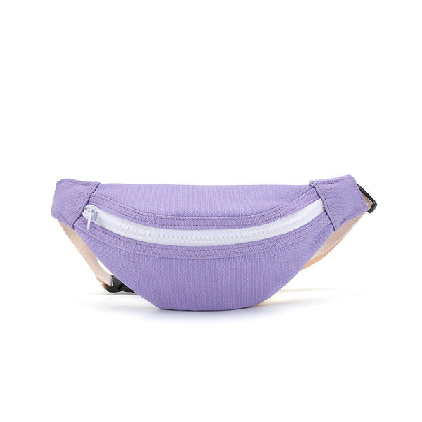 Kids Color Block Fannypack