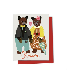 Forever Note Card