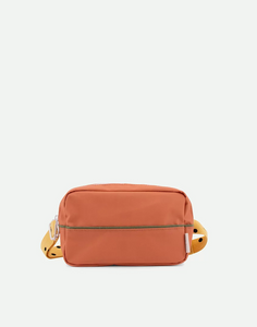 Large Freckles Fanny Pack in Faded Orange