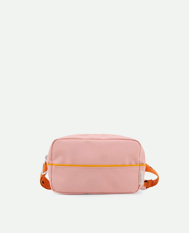 Large Freckles Fanny Pack in Candy Pink