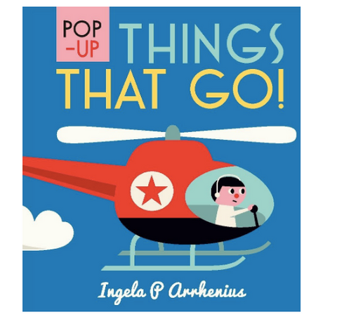 Pop-Up Things That Go