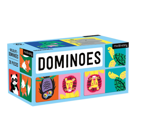 Wildlife Dominoes
