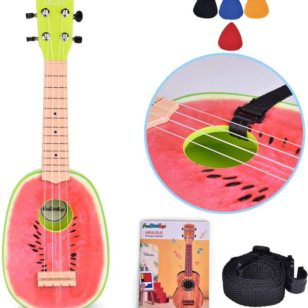 Kid's Watermelon Guitar