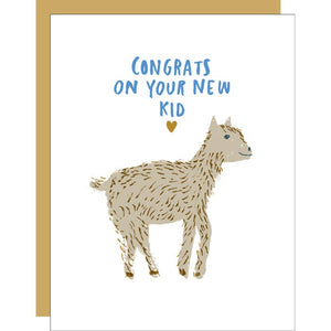 Congrats on Your New Kid Card