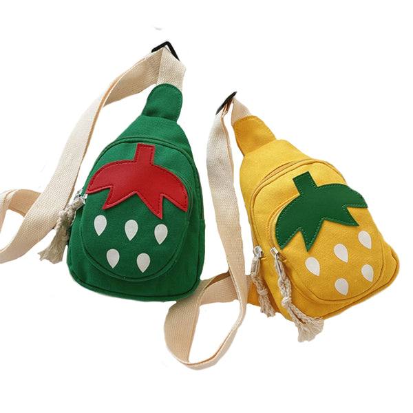 Fruit Shaped Mini Sling Backpack