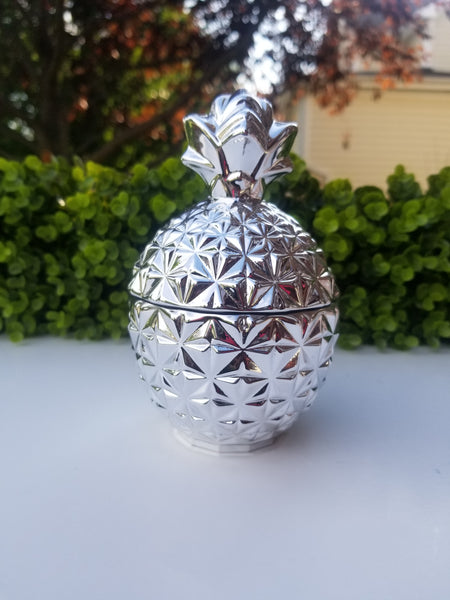 Pineapple | Silver