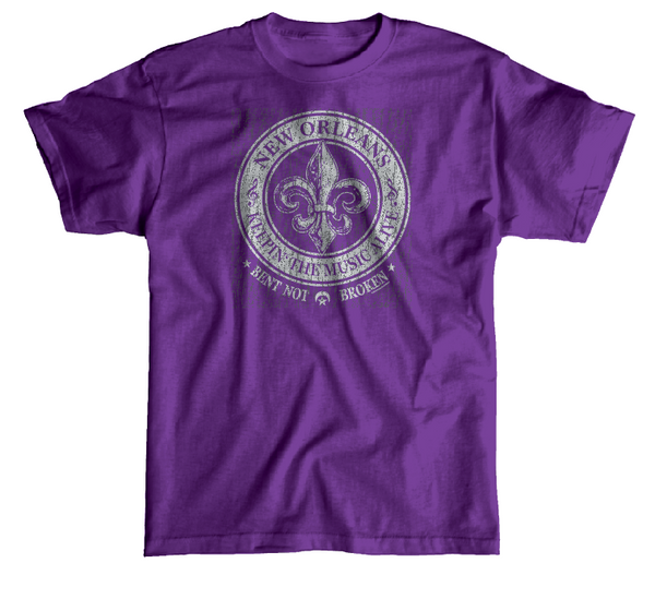 Fleur de Lis (available in 6 colors)