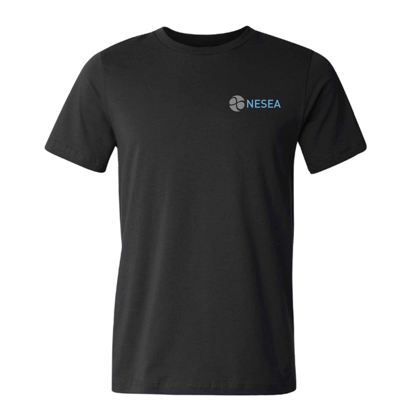 NESEA Small Logo T-Shirt (available in 3 colors)