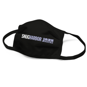 Snug Harbor Jazz Bistro Face Mask Pack of Three