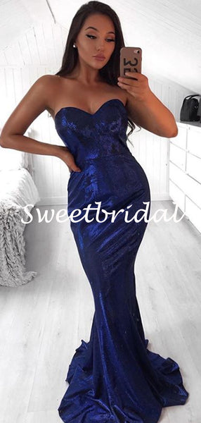 New Arrival Sweetheart Mermaid Evening Party Prom Dresses,SW1129