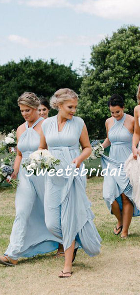 Simple Charming Floor-length Party Dresses Bridesmaid Dresses, SW1105