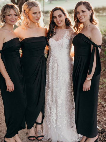 products/Black_Jersey_Off_Shoulder_Sheath_Ankle_Length_Bridesmaid_Dresses_DB142-1.jpg