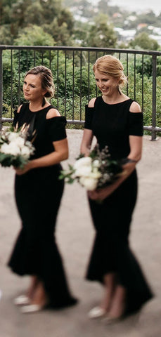 products/Black_Jersey_Short_Sleeve_High_Low_Mermaid_Bridesmaid_Dresses_DB127-2.jpg