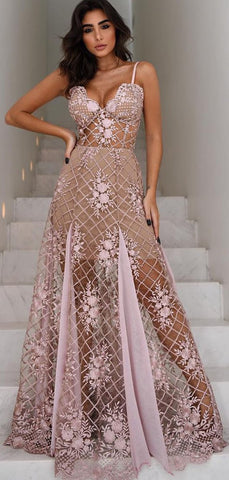products/Dutsy_Pink_See_Through_Lace_Spaghetti_Strap_A-line_Prom_Dresses_DB1115-2.jpg