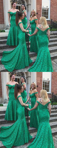 products/Hunter_Green_Lace_Off_Shoulder_Mermaid_Long_Bridesmaid_Dresses_PB1050-2.jpg